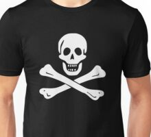 Edward England Pirate Flag Unisex T-Shirt