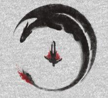 Viking Dragon Emblem by Bigmom