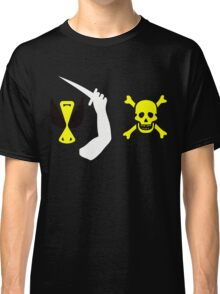 Christopher Moody Pirate Flag Classic T-Shirt