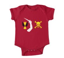 Christopher Moody Pirate Flag One Piece - Short Sleeve