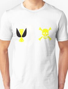 Christopher Moody Pirate Flag Unisex T-Shirt