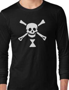 Emanuel Wynn Pirate Flag Long Sleeve T-Shirt