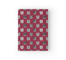 Clever Cats (Colorway 2) Hardcover Journal