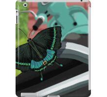 Common Banded Peacock iPad Case/Skin