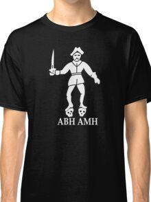 Bartholomew Roberts Pirate Flag Classic T-Shirt