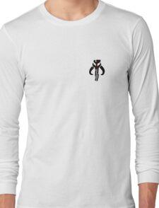 Mandolorian Bounty Hunter Long Sleeve T-Shirt