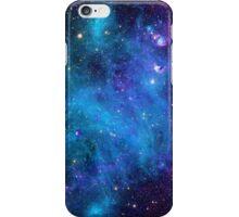 Purple space photo iPhone Case/Skin