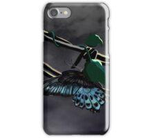 Blue Mormon iPhone Case/Skin