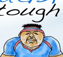 Forex - If You Think Rugby's Tough Sticker