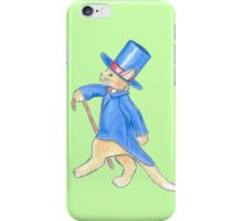 Mr Ginger Meggsie iPhone Case/Skin