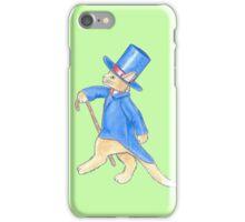 Mr Ginger Meggsie iPhone Case/Skin
