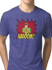 Kaboom guy  Tri-blend T-Shirt