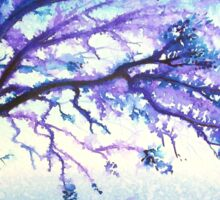 Whispering Tree Sticker