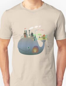 The giving whale T-Shirt