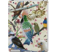 Pretty Birdies iPad Case/Skin