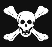 Richard Worley Pirate Flag One Piece - Short Sleeve