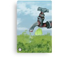 Common Emigrant Canvas Print