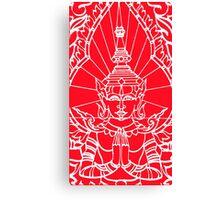 Khmer Design - Cambodia Canvas Print