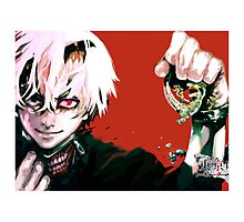 tokyo ghoul 34 Photographic Print