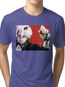tokyo ghoul 34 Tri-blend T-Shirt