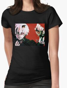 tokyo ghoul 34 Womens Fitted T-Shirt