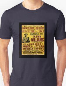 Hank Williams In Person Jamboree T-Shirt