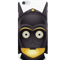 Batc3po iPhone Case/Skin