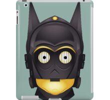 Batc3po iPad Case/Skin