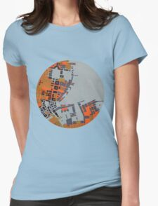 cipher n. 5 (original sold) Womens Fitted T-Shirt