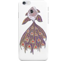 Fish of hearts  (original sold) iPhone Case/Skin