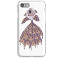 Fish of hearts  (original sold) iPhone Case/Skin