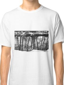 Winter Reflection Classic T-Shirt