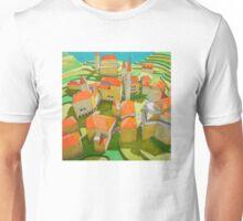 virtual model  (original sold) Unisex T-Shirt