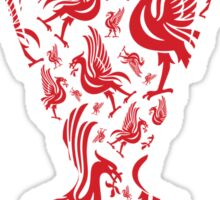 Liverpool FC - Champions League Winners Sticker
