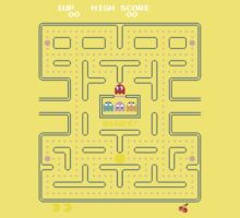 Arcade game Kids Tee