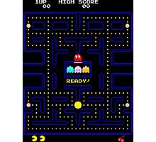 Arcade game Photographic Print