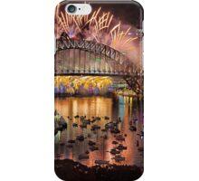 Sydney NYE Fireworks 2015 # 16 iPhone Case/Skin