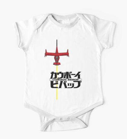 COWBOY BEBOP Ship One Piece - Short Sleeve