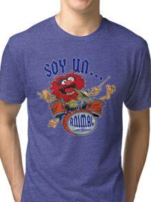 ANIMAL...!!! Tri-blend T-Shirt