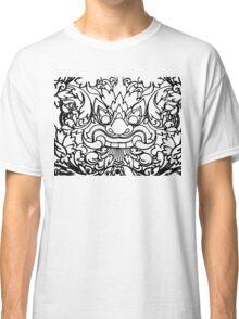 Dragon Head - Khmer Style Classic T-Shirt