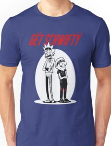 Morty Get Schwifty Quote Unisex T-Shirt