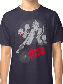 Scary Rick City Classic T-Shirt