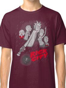 Scary Rick City Classic T-Shirt