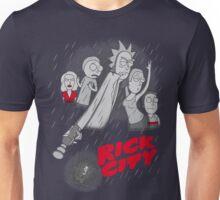 Scary Rick City Unisex T-Shirt