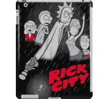 Scary Rick City iPad Case/Skin