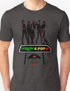 ♥♫Follow K-Pop Splendiferous K-Pop Clothing & Phone/iPad/Tablet/Laptop Cases & Stickers & Bags & Home Decor & Stationary♪♥ T-Shirt
