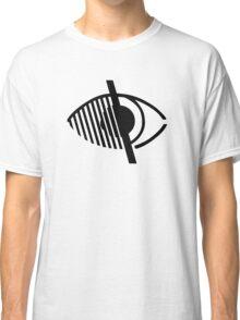 Blindness Symbol Classic T-Shirt
