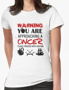 OUAT Oncer T-Shirt Womens Fitted T-Shirt