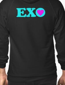♥♫I Love EXO Fabulous K-Pop Clothes & Stickers♪♥ Zipped Hoodie