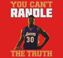 You Can't Randle The Truth Baby Tee
